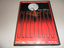 DVD  Sleepless ( DVD + Soundtrack - Cd )