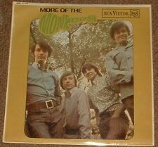 THE MONKEES more of the monkees 1967 UK RCA VICTOR MONO VINYL LP
