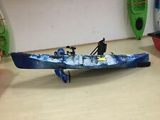Pedal Kayak Australian Designed Kings Kraft Foot Propelled Canoe Boat $1799