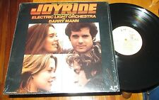 JOYRIDE MOTION PICTURE SOUNDTRACK LP NM US Electric Light Orchestra IN SHRINK