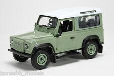 "Land Rover Defender ""Heritage Edition"" 1:32 Green/White Roof by Britains"