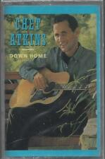 CHET ATKINS DOWN HOME Salty Dog Rag I'm A Pilgrim Windy And Warm  NEW CASSETTE