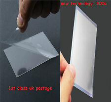 2X OCA GLUE , OPTICAL ADHESIVE SHEET , %100 TRANSPARENT FITS iphone 6 plus