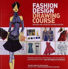 Fashion Design Drawing Course: Principles, Practice, and Techniques~+Digital Art