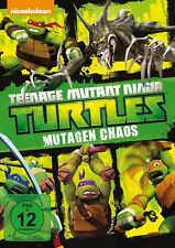 TEENAGE MUTAND NINJA TURTLES: S2 V1 MUTAGEN CHAOS   DVD NEU