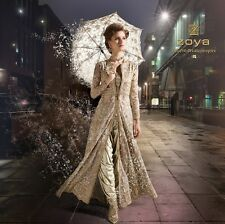 Bollywood Party wear Indian Designer  Anarkali Dress  Wedding Dress V 01