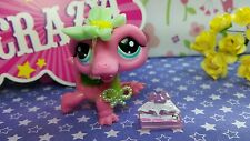 Littlest Pet Shop Krokodil  #1464 Pink Alligator Crocodile ☆♡ special Edition