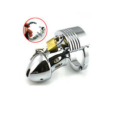 Restraint Adjustable Male Chastity Cage Device