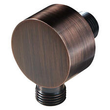 """Signature Hardware 1/2"""" Hand Shower Water Connection in Oil Rubbed Bronze"""