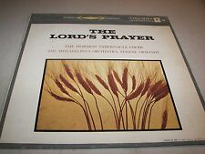THE LORD'S PRAYER MORMON TABERNACLE ORMANDY LP EX Columbia MS6068 1959