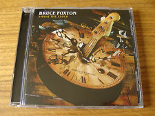 CD Album: Bruce Foxton : Smash The Clock : Feat Paul Weller SIGNED