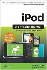 iPod: The Missing Manual by Biersdorfer, Good Book