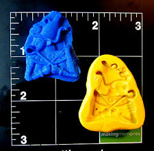 Egyptian King -Flexible Silicone Mold-Cake Cookie Crafts Fondant Top Cupcake