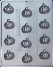 Pumpkin Chcoclate Candy Mold from Concepts in Candy #H008