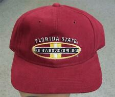 Florida State Seminoles hat SNAPBACK VINTAGE Sports Specialties Deion Sanders yr