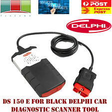 DS150E for Black DELPHI Car Universal Diagnostic Scanner OBD2 tool + Software