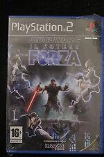 PS2 : STAR WARS : IL POTERE DELLA FORZA - Nuovo, risigillato, ITA! Prima stampa!