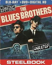 The Blues Brothers (Blu-ray/DVD, 2014, 2-Disc Set, Includes Digital Copy;...