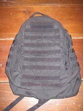 Eagle industries crossover back pack bag molle backpack 3 day assault black LE