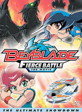 Beyblade - Fierce Battle