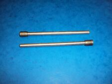 GENUINE TRIUMPH ENGINE PUSHROD X 2  E 4008  5TA TIGER 100 T100R 1959 TO 73
