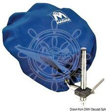 MAGMA Royal Blau Barbecue Cover for Storage Made of Sunbrella Condura