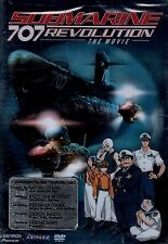 NEW  DVD // SUBMARINE 707 REVOLUTION -- THE MOVIE //  100 min // ANIMATED FEATUR