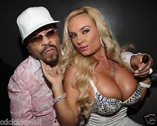 Coco Austin & Ice-T 8 x 10 GLOSSY Photo Picture