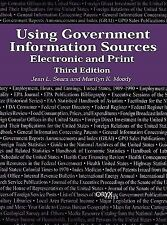 Using Government Information Sources: Electronic and Printbr Third Edition