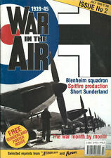 WAR IN THE AIR 2 SUNDERLAND / MERLIN / RAAF RCAF SAAF RNZAF / Do17 / SKUA / HARV