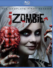 IZombie: The Complete First Season 1 (Blu-ray Disc, 2016, 3-Disc Set) NEW