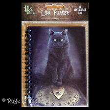*HIS MASTER'S VOICE* Lisa Parker Blank Notebook With 3D Cover Art (14.5X10.5cm)
