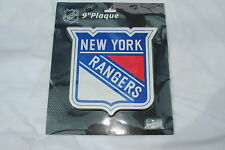 New York Rangers Wall Plaque