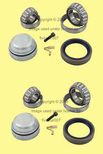 2 Meyle Left+Right axle Front Wheel Bearing Kits_Inner + Outer Set for Mercedes