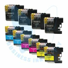 10 PK New LC 203XL 203 Ink Cartridges For Brother J4620DW J480DW J5720DW J885DW