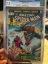 The Amazing Spider-Man #122 CGC 7.5 (Death of the Green Goblin)