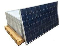 New Lot of 20 AmeriSolar UL Listed 250 Watt 24 Volt Solar Panels! AS-6P30-250