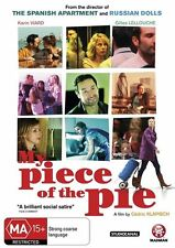 My Piece Of The Pie - DVD ss Region 4 VG Condition