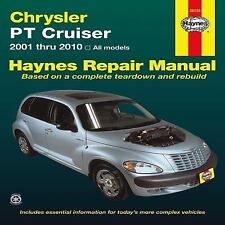 Chrysler PT Cruiser: 2001 thru 2010 All Models (Haynes Repair Manual), Editors o