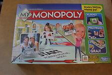 MY Monopoly / Moje Monopoly towarzyska gra planszowa Polish Monopol
