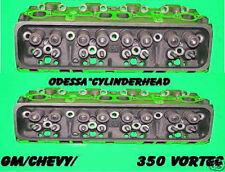 PAIR CHEVY GM 350 906 062 V8 VORTEC CYLINDER HEADS REBUILT