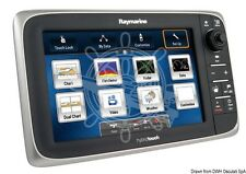 Raymarine E97 High Performance HybridTouch Multifunction Chartplotter Fishfinder
