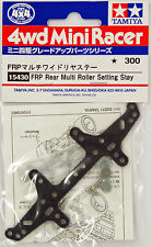 Tamiya 15430 Mini 4WD FRP Rear Multi Roller Setting Stay
