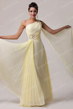 Bohemian Long Chiffon Evening Formal Gown Party Cocktail Prom Bridesmaid Dresses