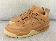 Nike Air Jordan 4 IV Retro Premium SZ 10 Wheat Ginger Gum Pinnacle 819139-205