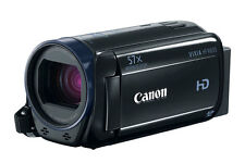 Canon Vixia HF R600 Full HD Flash Memory Camcorder, 57x Advanced Zoom- Black