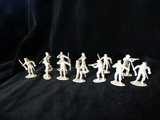 TIMPO FRENCH FOREIGN LEGION BEAU GESTE CAPTAIN GALLANT 12 PLASTIC FIGS 1/32