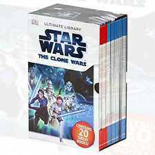 DK's Star Wars Readers Ultimate Library Collection 20 Books Box Set New Pack