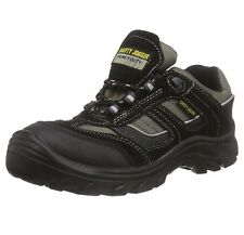 Safety Jogger Unisex-Adult Jumper Safety Shoes JUMPER Black, 9.5 UK 44 EU