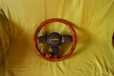 Wood steering wheel AC Schnitzer BMW by ATIWE